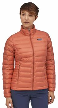 Patagonia Down Sweater Women's Insulated Jacket, UK 12 Melon Mellow