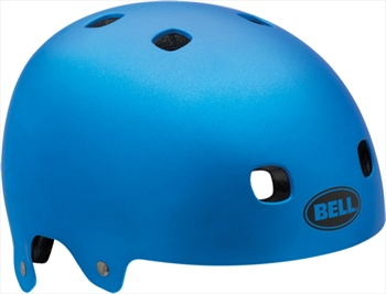 Bell Segment Skate Helmet, L, Blue