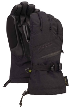 Burton Gore-Tex Women's Ski/Snowboard Gloves, S Black
