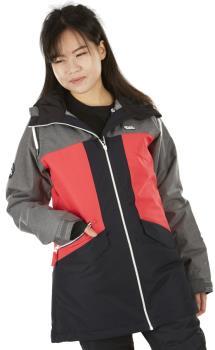 Horsefeathers Arianna Women's Ski/Snowboard Jacket, S Ash