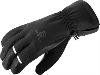 Salomon Propeller Dry Ski/Snowboard Gloves, XL Black/Black