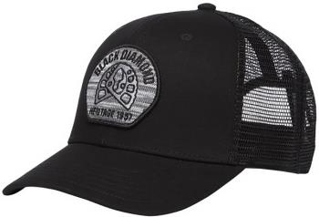Black Diamond BD Trucker Hat, Aluminium/Black Knit