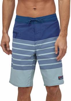 """Patagonia Wavefarer Stretch 21"""" Board Shorts, 30"""" Big Sky Blue"""