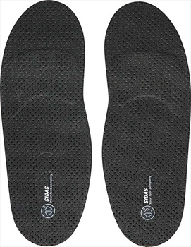 Sidas Winter Custom Comfort Ski Boot Insoles, XXL Black