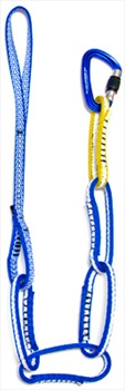Metolius PAS 22 Personal Anchor System, Blue/Yellow