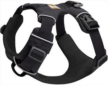 Ruffwear Front Range Harness Padded Dog Walking Harness, L/XL Twilight