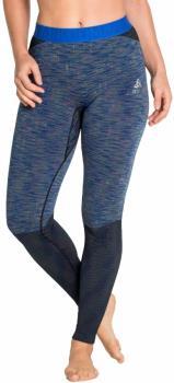 Odlo Blackcomb Base Layer Women's Long Pant, S Blue Tattoo