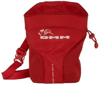 DMM Trad Rock Climbing Chalk Bag, Red