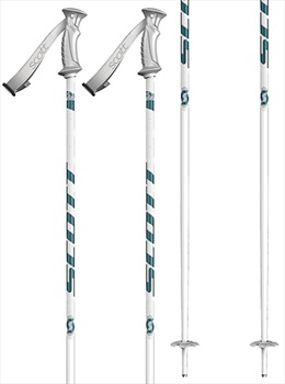 Scott Kira Pair Of Ski Poles, 105cm White