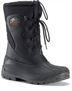 Olang Canadian Winter Snow Boots UK 10.5/11.5 Black