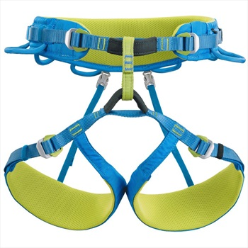 Climbing Technology Wall Rock Climbing Harness, L-XL Blue