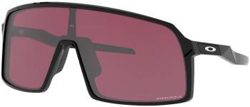Oakley Sutro Prizm Snow Black Iridium Sunglasses, M Matte Black