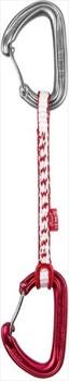 Ocun Kestrel QD Dyn 8 5 Pack Rock Climbing Quickdraw, 15cm Red