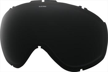 Electric Masher Snowboard/Ski Goggle Spare Lens, Jet Black