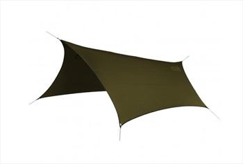 Eno ProFly Rain Tarp Waterproof Hammock Cover, Olive