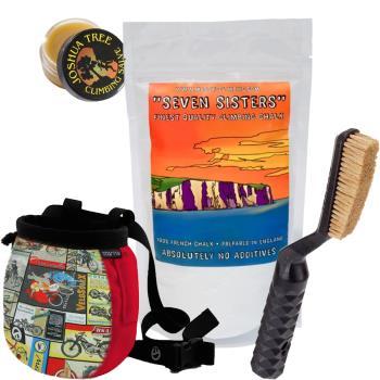 Absolute The Essentials Climbing Gift Set, 4 Item Set Motorbike