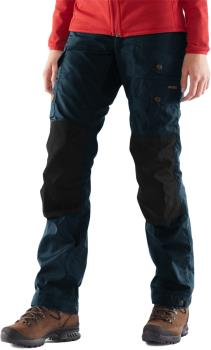 Fjallraven Vidda Pro Women's Hiking Trousers, 38 Dark Navy