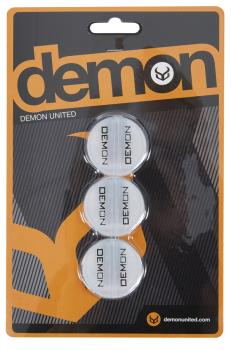 Demon Dome Grips Adhesive Snowboard Stomp Pads, 42mm Clear