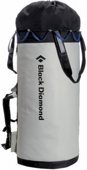 Black Diamond Zion Haul Bag Rock Climbing Gear Hauler : 145L, Grey