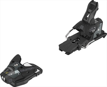 Salomon STH2 13 WTR Ski Bindings, 100mm Black/Dark Grey