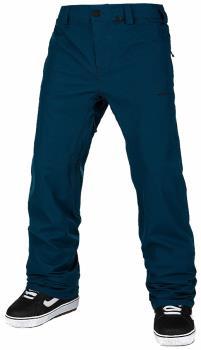 Volcom Adult Unisex Freakin Snow Chino Snowboard/Ski Pants, S Blue