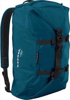 DMM Classic Rock Climbing Rope Bag, 32L Blue