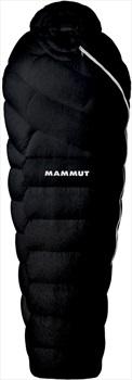 Mammut ASP Down Winter Sleeping Bag, Regular Black LZ