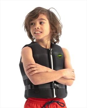 Jobe Neoprene Life Vest Kids Buoyancy Aid, 16 / 176 Black 2021