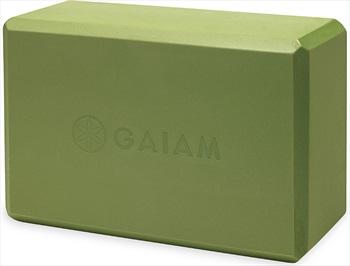 Gaiam Essentials Yoga/Pilates Block, Green Apple