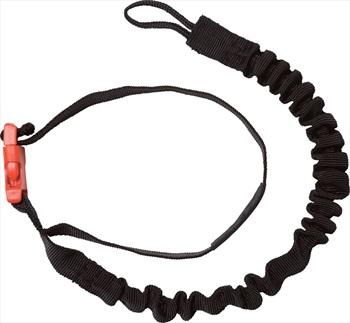 Burton Web Snowboard Leash, One Size Black/Red