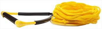 Hyperlite CG Handle With PE Line Wakeboard Combo, 65' Yellow 2021