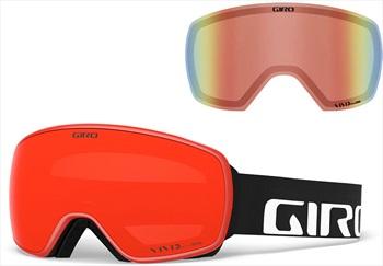 Giro Agent Ski/Snowboard Goggles L Black Wordmark Ex-Display