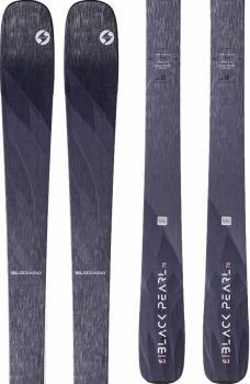Blizzard Black Pearl 78 Women's Skis, 163cm Violet/Black 2020