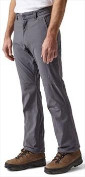 """Craghoppers Adult Unisex NosiLife Pro Trousers: 30"""" Regular, Elephant"""