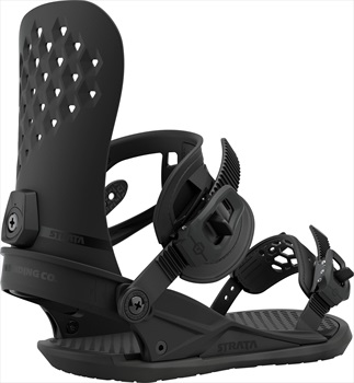 Union Strata Snowboard Binding, S Black 2021