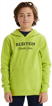 Burton Durable Goods Boys' Hoodie, M Tender Shoots