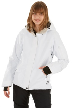 Wearcolour Base Women's Snowboard/Ski Jacket, S White