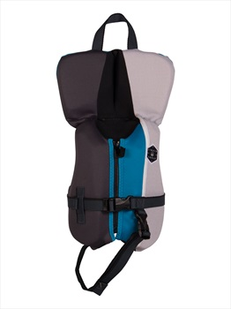 Liquid Force Fury CGA Kids Neo Buoyancy Vest, Infant Blue Grey 2021