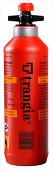 Trangia Fuel Bottle Liquid Fuel Flask, 500ml Red