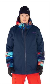 Armada Baxter Insulated Ski/Snowboard Jacket, L Navy
