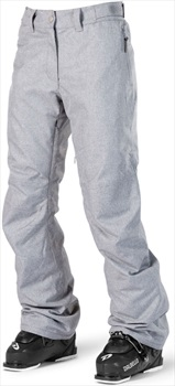 Wearcolour Fine Women's Ski/Snowboard Pants M Grey Melange