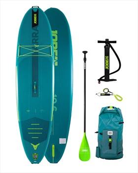 "Jobe Yarra Inflatable SUP Paddleboard Package, 10'6"" Teal 2021"