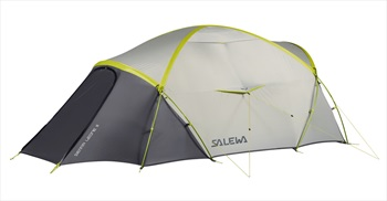 Salewa Sierra Leone 3 Hiking Tent + Footprint, 3 Man Grey