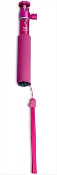 XSories U-Shot Monochrome Telescopic Camera Pole, 18-49cm, Pink