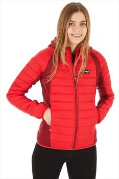 Kilpi Adisa Women's Ski/Snowboard Jacket, UK 8 Red