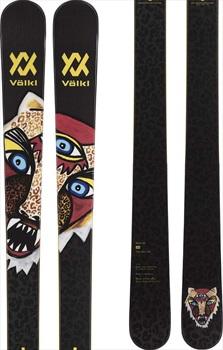 Volkl Adult Unisex Bash 86 Skis Only 172cm, Black, ,2021