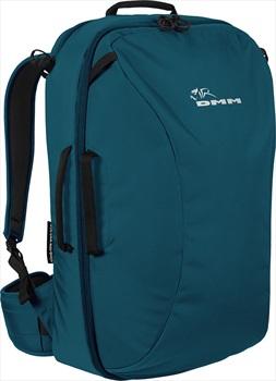 DMM Flight Rock Climbing/Travel Bag, 45L Blue