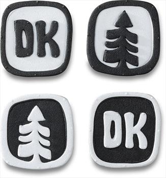 Dakine DK Dots Snowboard Stomp Pad Traction Mat Black/White