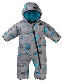 Burton Buddy Bunting Infant Ski/Snowboard Suit, 3-6 M Hide and Seek