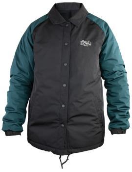 Howl Premium Coaches Ski/Snowboard Jacket, M Black